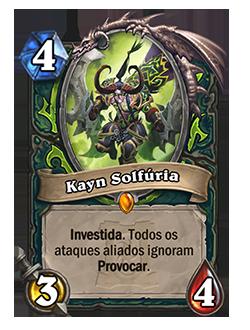 Kayn Solfúria - depois
