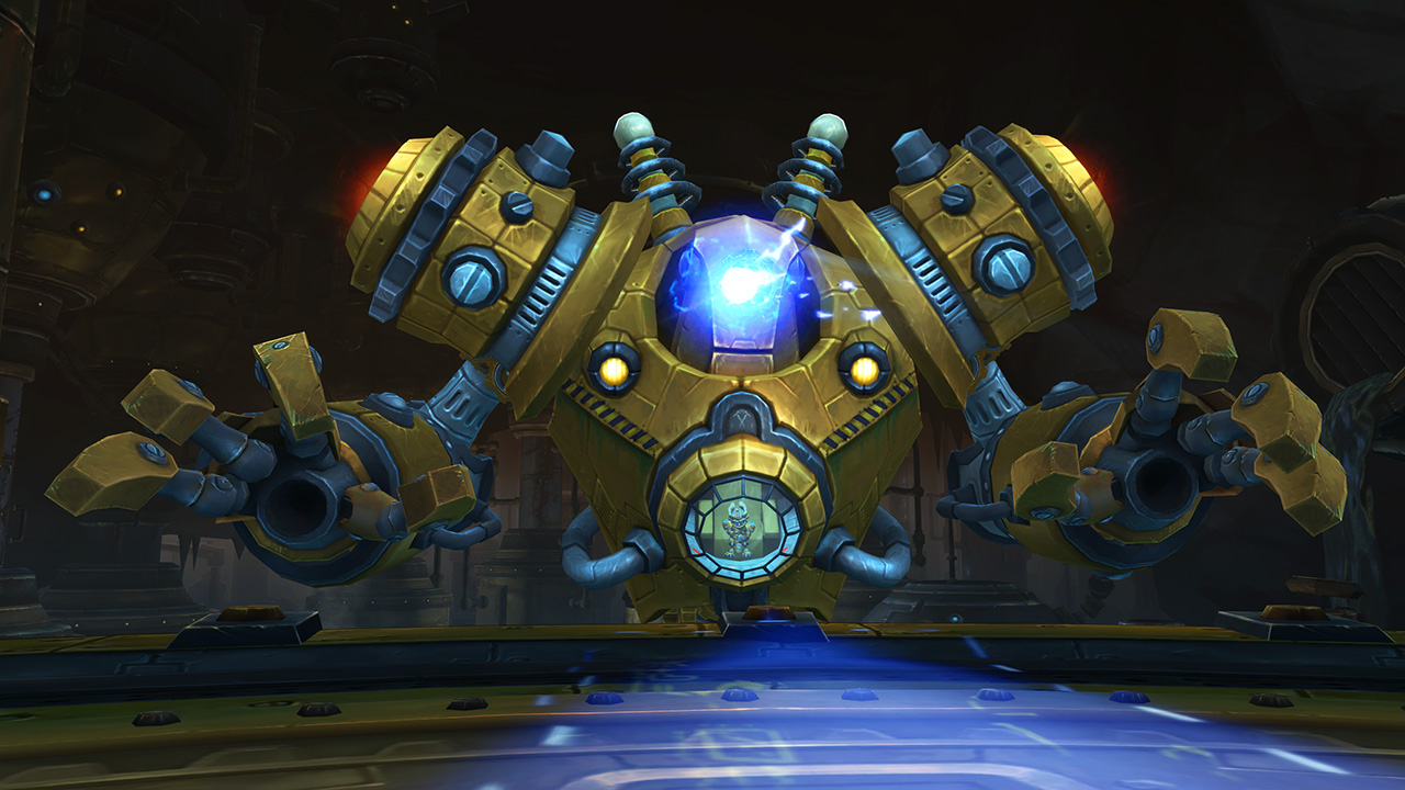 King Mechagon