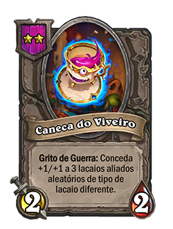 Card Caneca do Viveiro