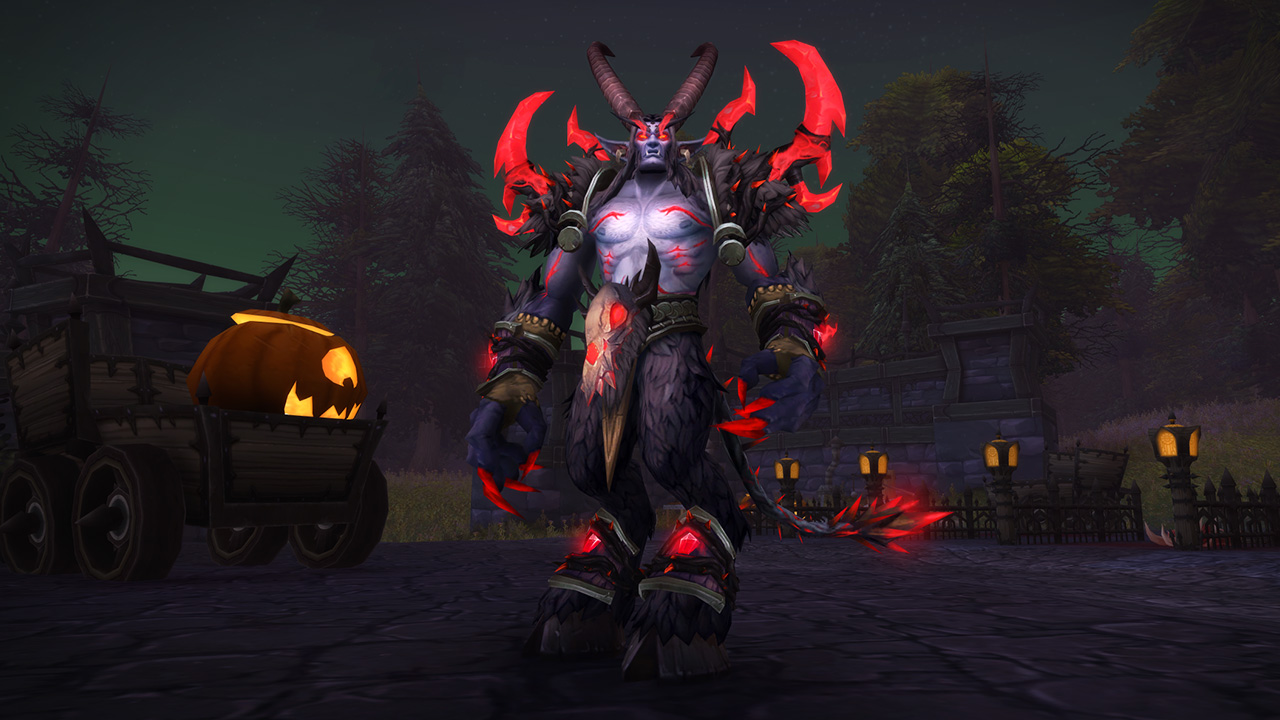 New Exquisite Costume Set: Xavius