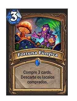 Fortuna Fúngica - depois