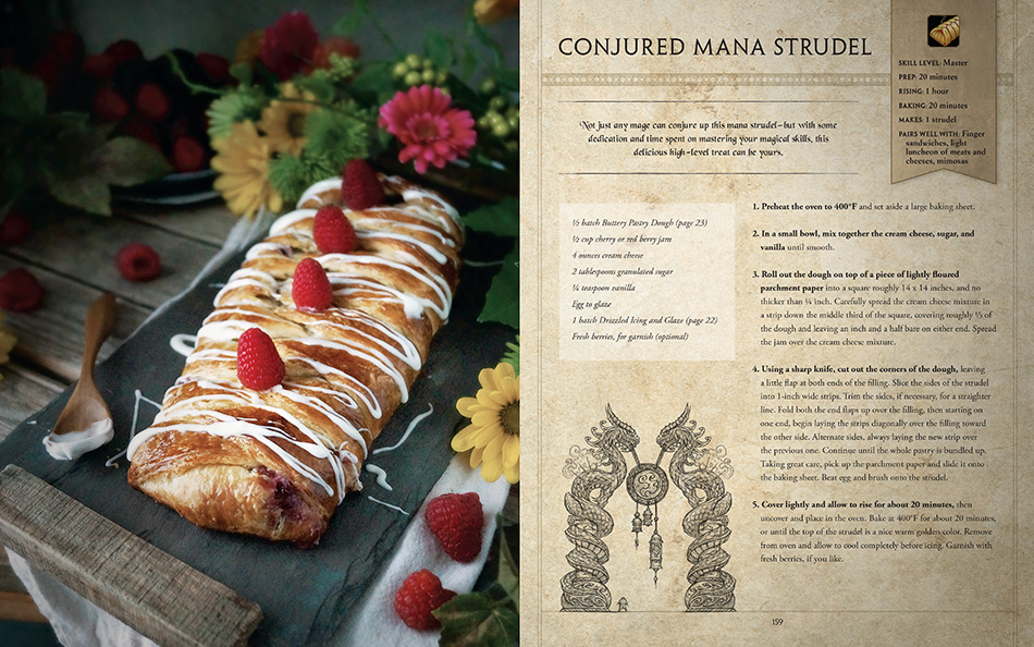 Get cooking with world of warcraft the official cookbook wow along with food pairings and ideas for creating your own azerothian feasts have special dietary needs youll find tips inside for adapting meals just forumfinder Images