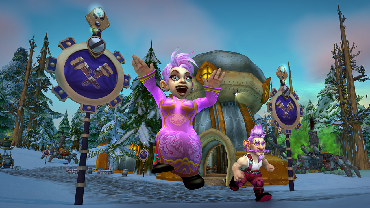 The Great Gnomeregan Run: October 14