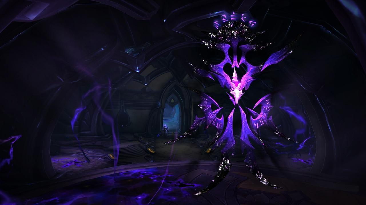 World of Warcraft: обзор обновления 7.3 — точки вторжения