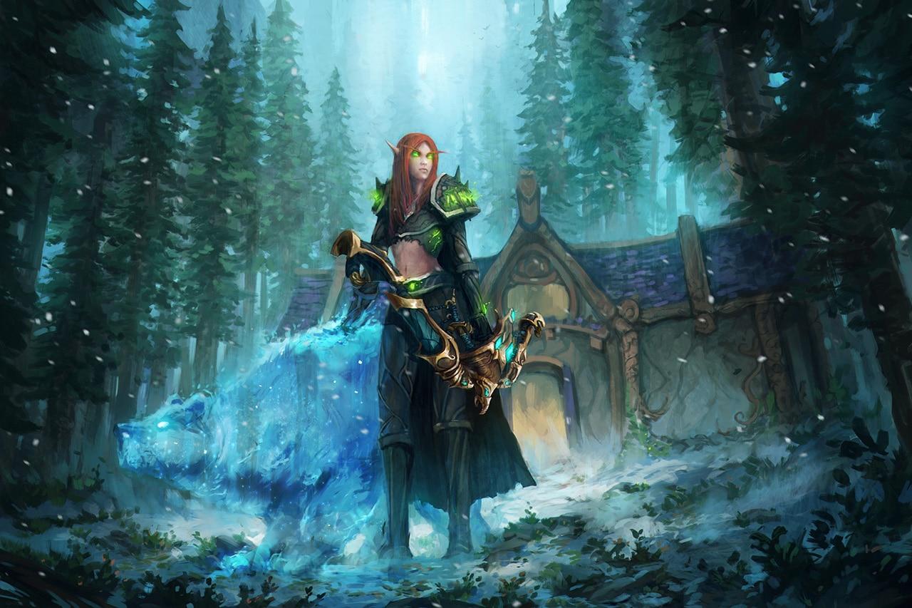 Deviantart legion class artifact roundup wow - The home hunter ...