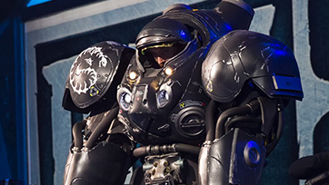 Second Place - Hyperion Armory as Jim Raynor