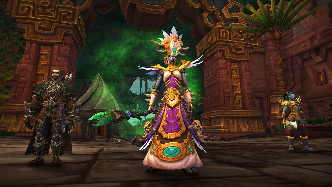 Battle of Dazar'alor Raid Preview and Schedule