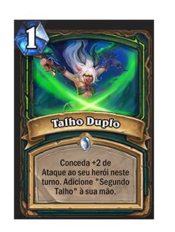 Card Talho Duplo - Agora