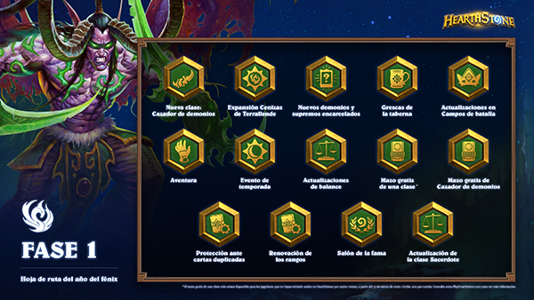 Year of the Phoenix Roadmap Phase 1