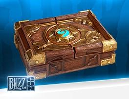 Hearthstone Keepsake Box