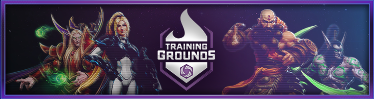 Tespa Heroes Training Grounds