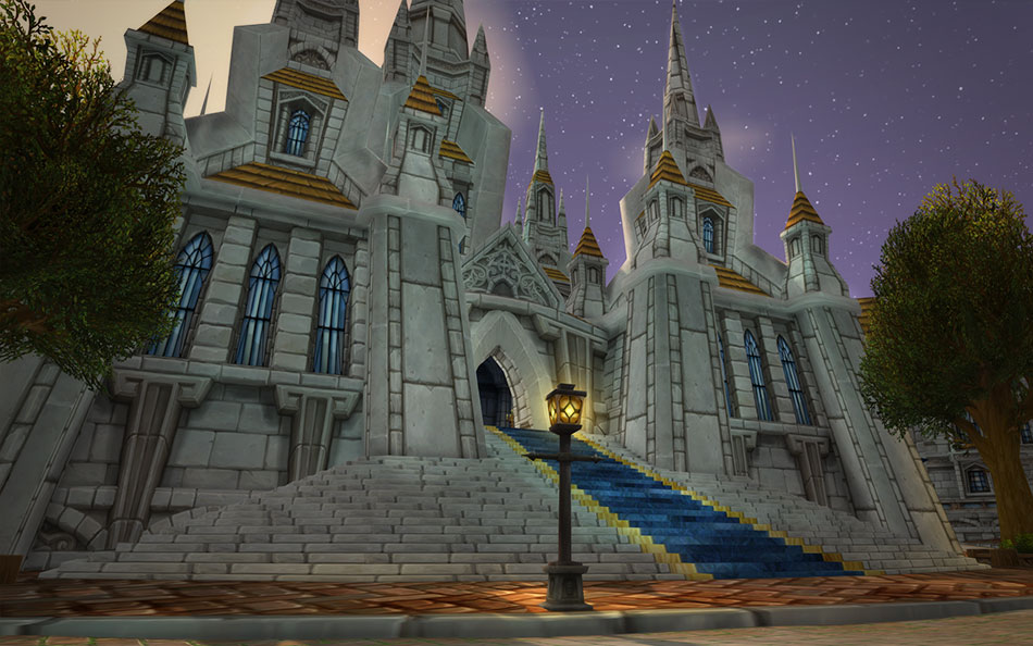 Welcome To Stormwind A Guided Tour Mmo Champion Bluetracker