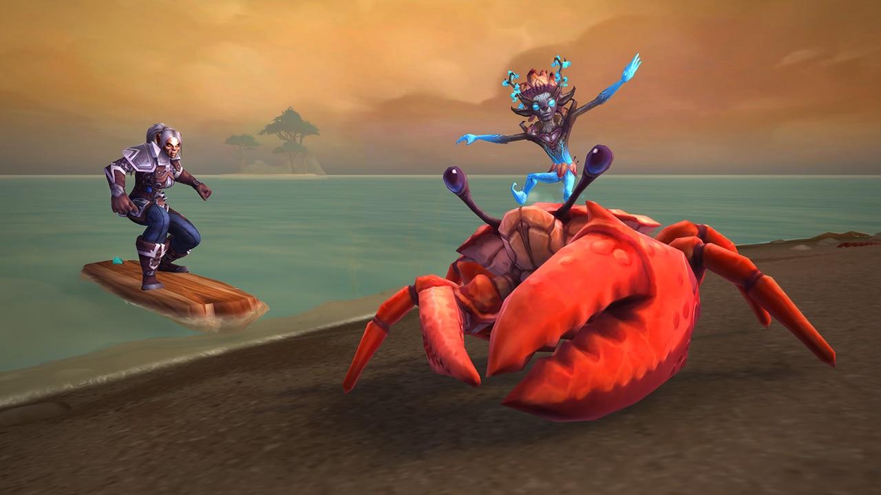 Cranky Crab Toy