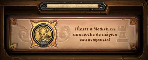Prólogo: ¡Únete a Medivh en una noche de mágica extravagancia!