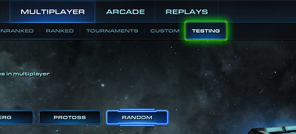 starcraft 2 matchmaking training and development