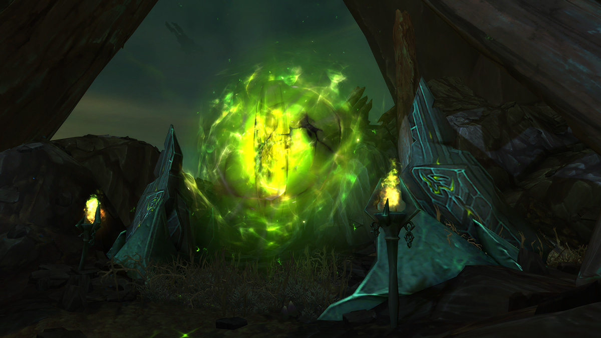 Patch 7.3 Shadows of Argus Week 2 Unlock