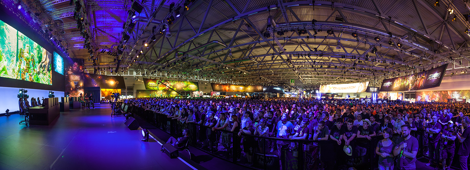 Blizzard - gamescom 2016