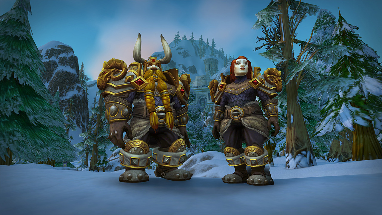 world of warcraft tides of vengeance new armor