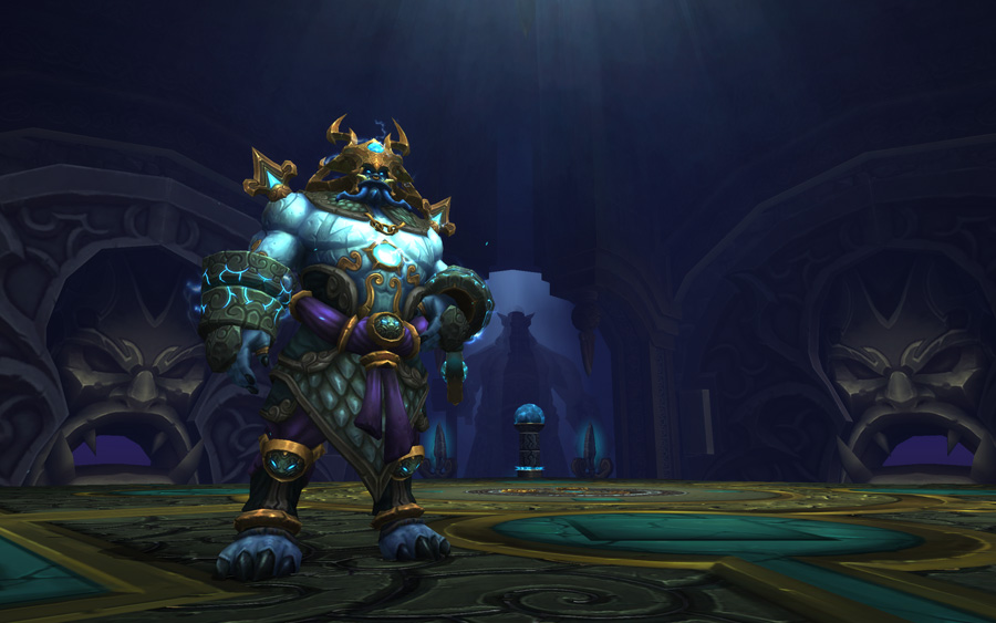 World of Warcraft Patch 53 Escalation: The Battle of Sen