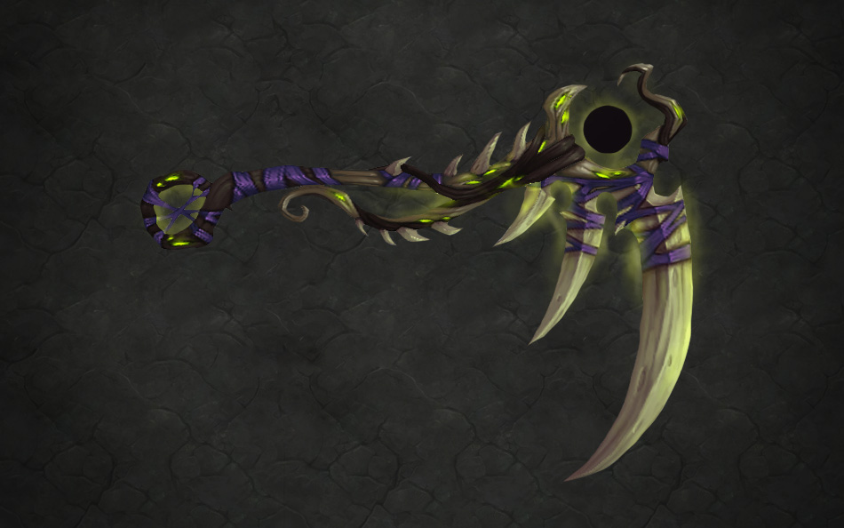 wow legion balance druid artifact weapon