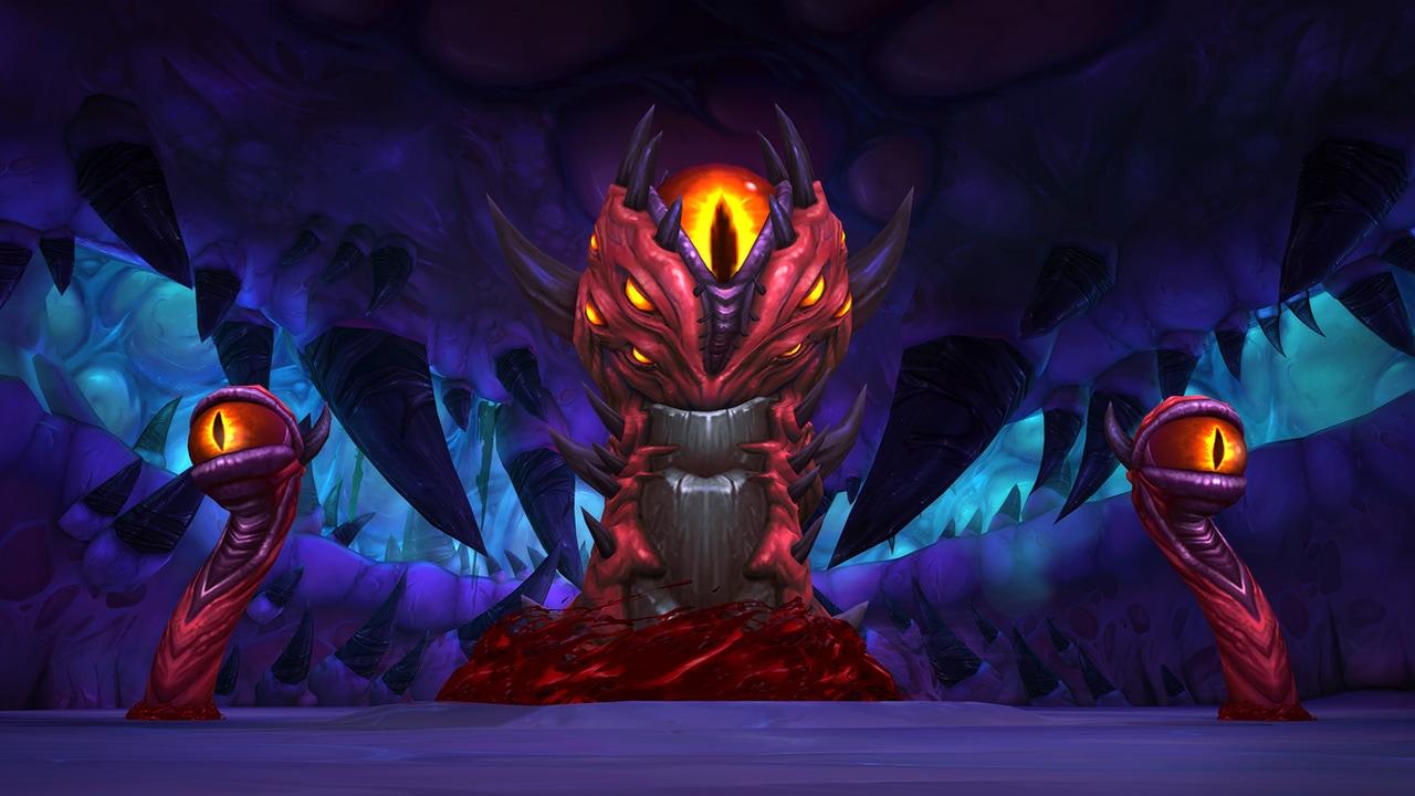 Drest'agath wow patch 8.3 Visioni di N'zoth