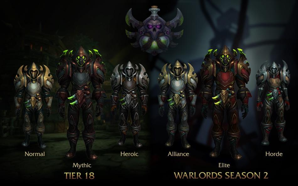 Rogue: Tier 18