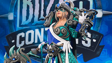 Fourth Place - Sparkz as Mystic Kingdoms Arthas