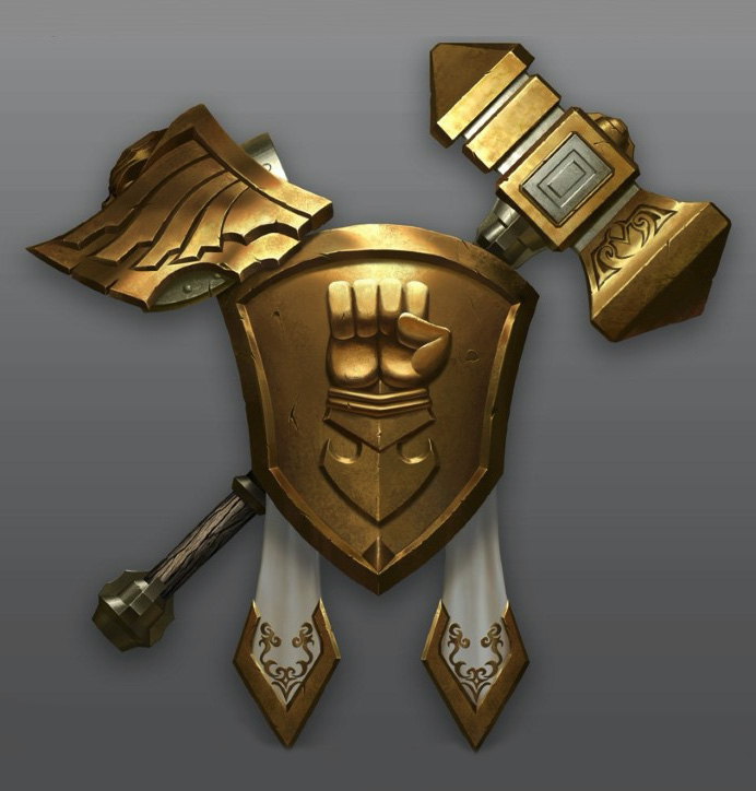 Work In Progress Ranked Gold Badge