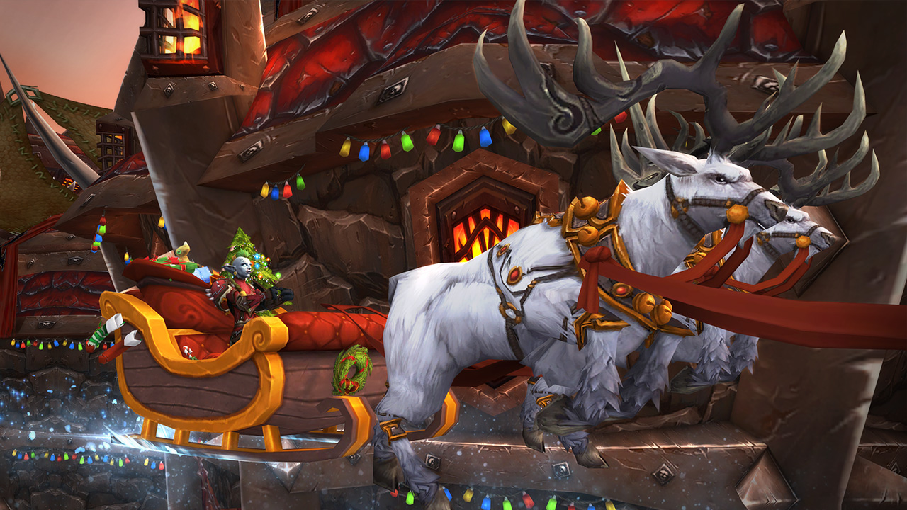 Wowhead Christmas 2020 Feast of Winter Veil 2019 Holiday Updates and Guide   Wowhead News