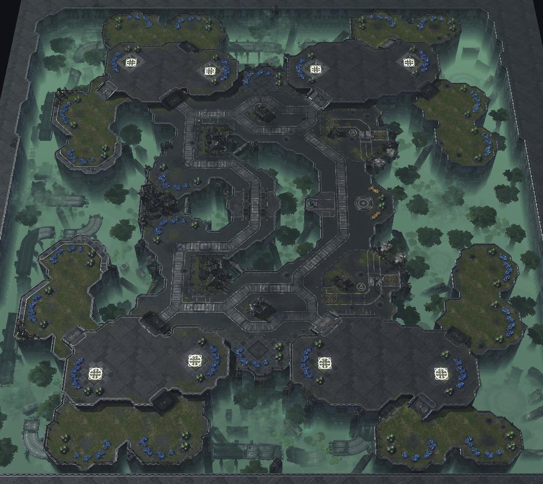 Season 3 di Starcraft 2: ecco le nuove Ladder Maps! - Powned it