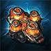 Potenziamento scorte: Nucleo di fusione