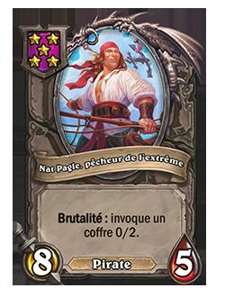 Serviteur du mode Champs de bataille Nat Pagle, pêcheur de l'extrême + illustration