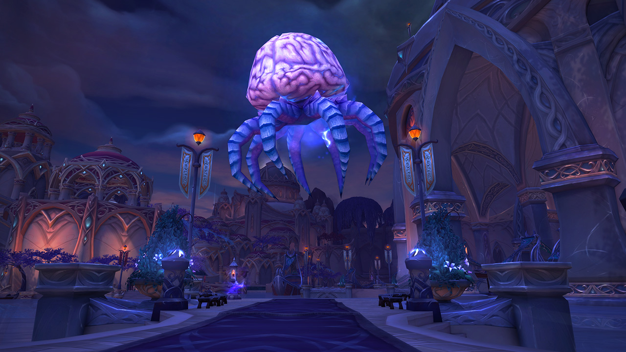 The Hivemind Mount