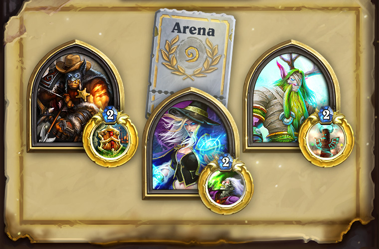 dual class arena is back