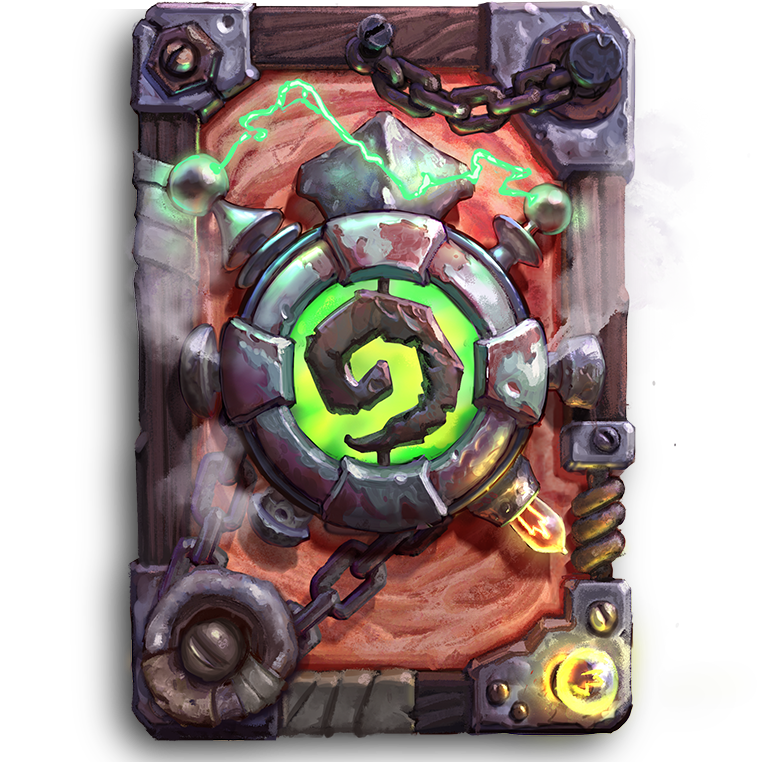 Rusted Legion Card Back Art