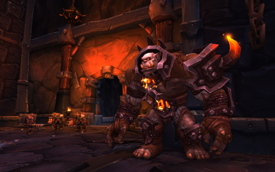 wow how to get to draenor horde