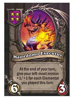 Majordomo Executus old