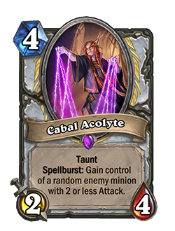 Cabal Acolyte new