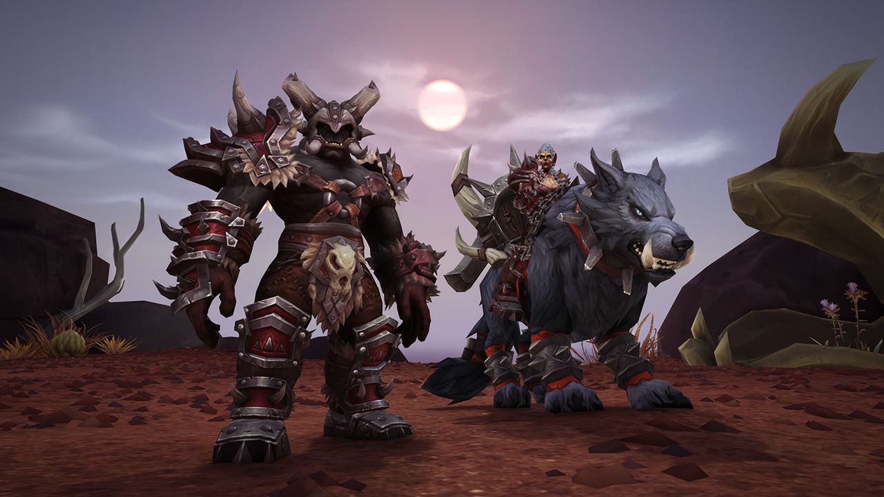 Preview: Mag'har Orcs and Dark Iron Dwarves