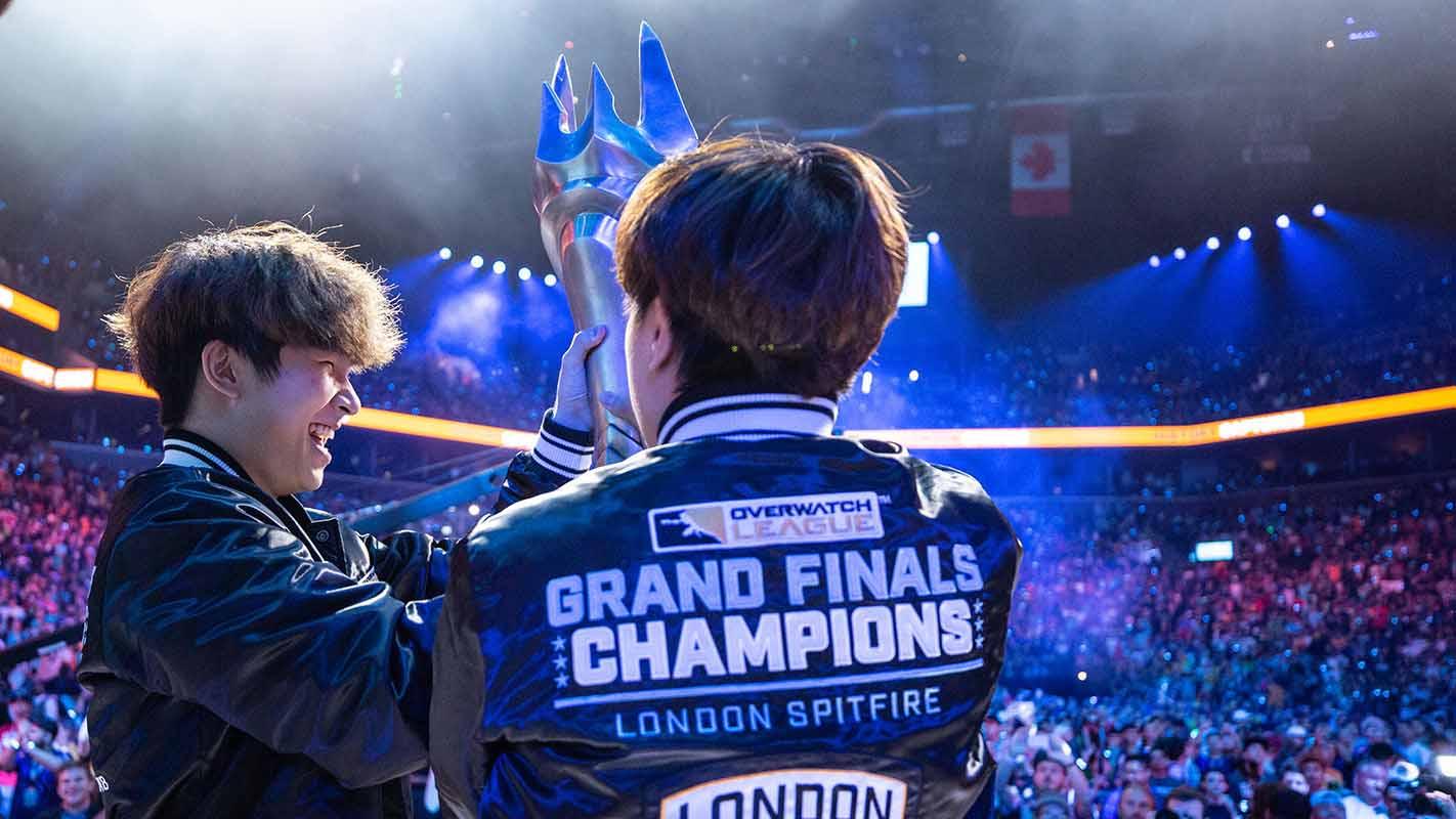 overwatch league grand finals schedule