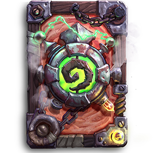 Rusted Legion Card Back