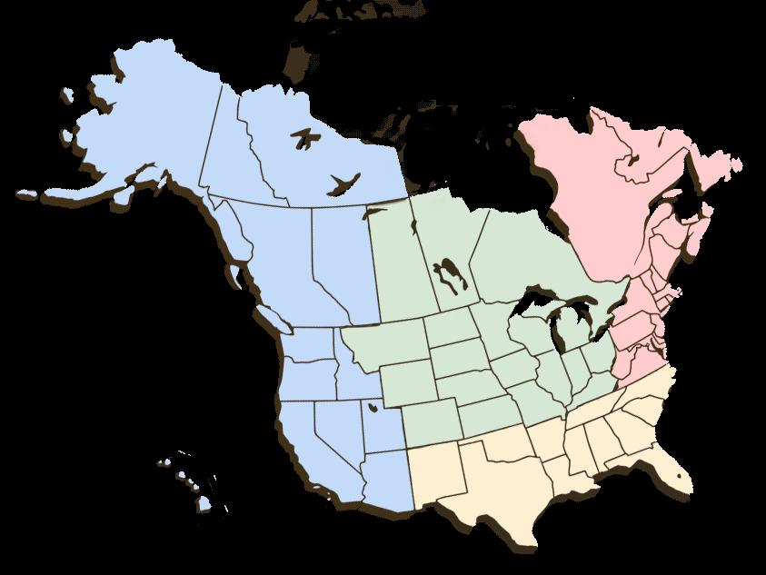 Region Definition