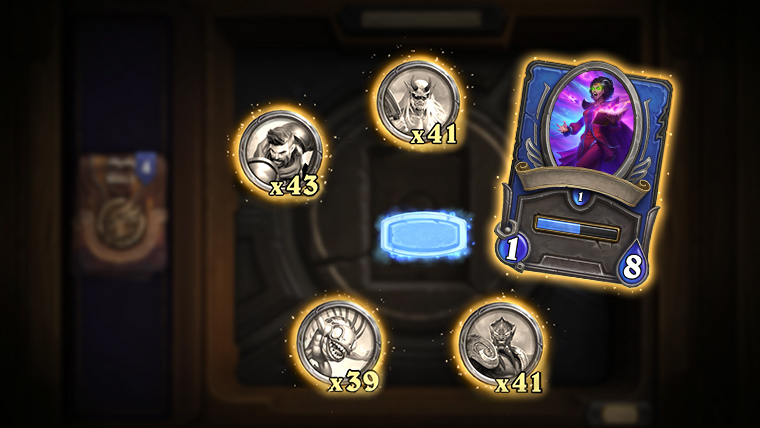 Mercenaries Packs can contain coins for all kind of Mercs! This one also included Mercenary Tamsin!
