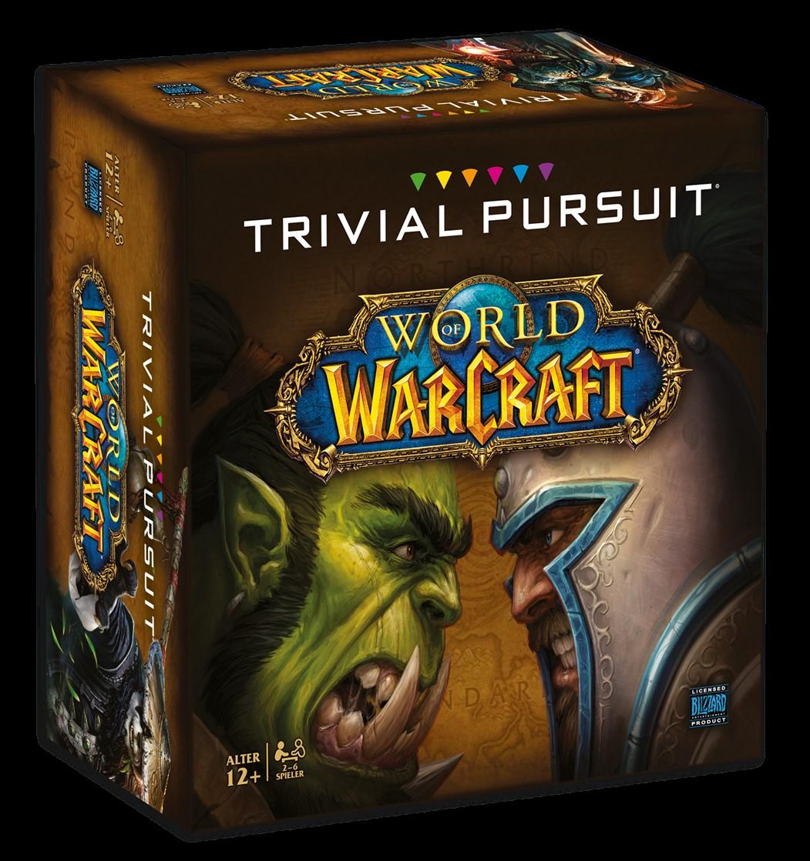 Bald Auch Auf Deutsch Trivial Pursuit World Of Warcraft