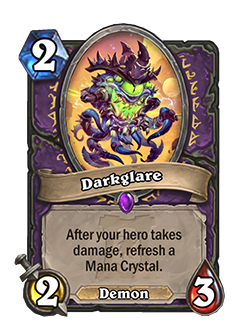 Darkglare new