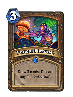 FungalFortunes now cost 3
