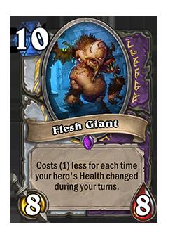 New Flesh Giant