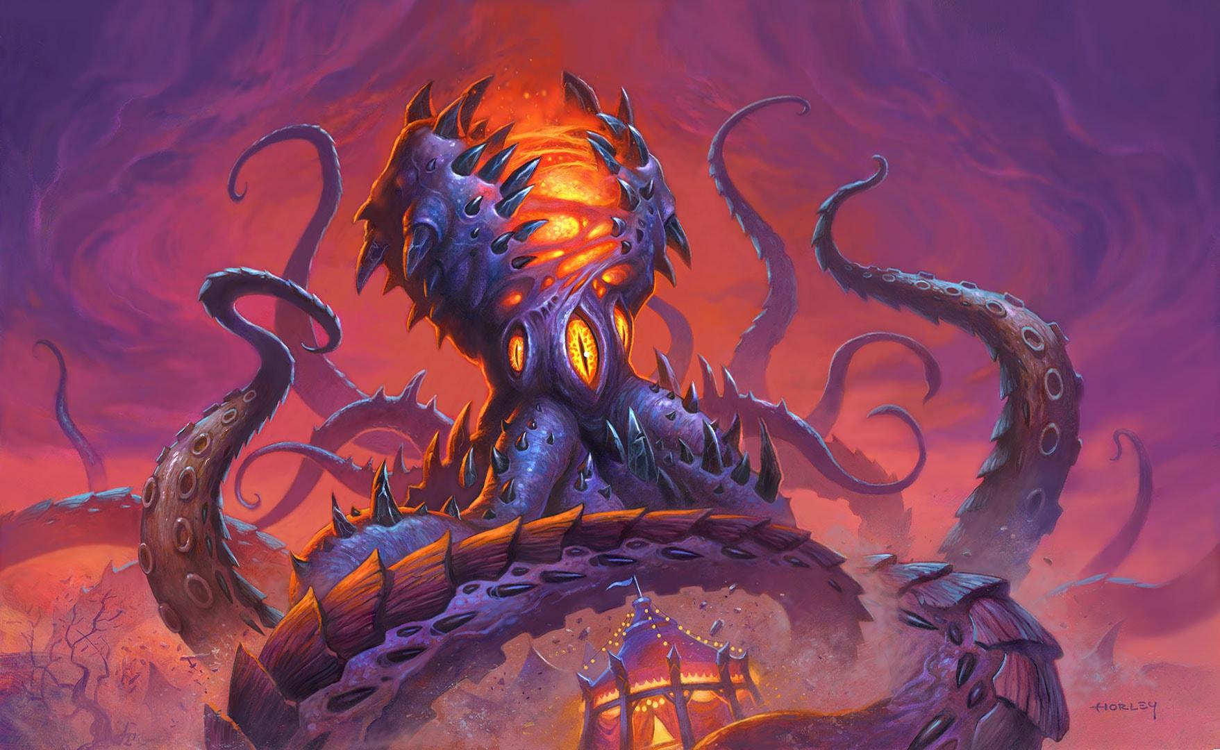 Nzoth, God of the Deep