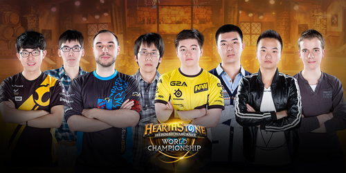 Hearthstone World Championship 2015: Top 8