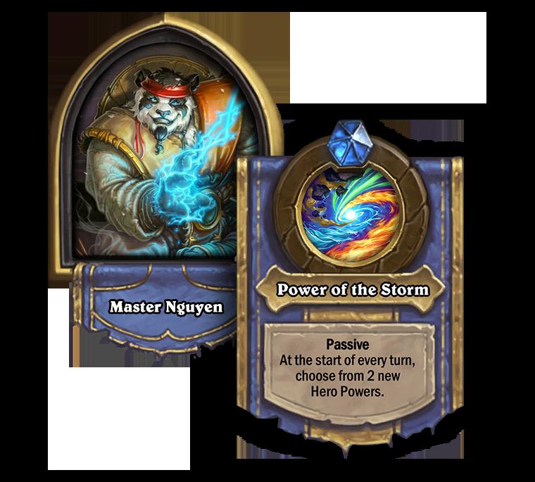 Master Nguyen Hero Frame